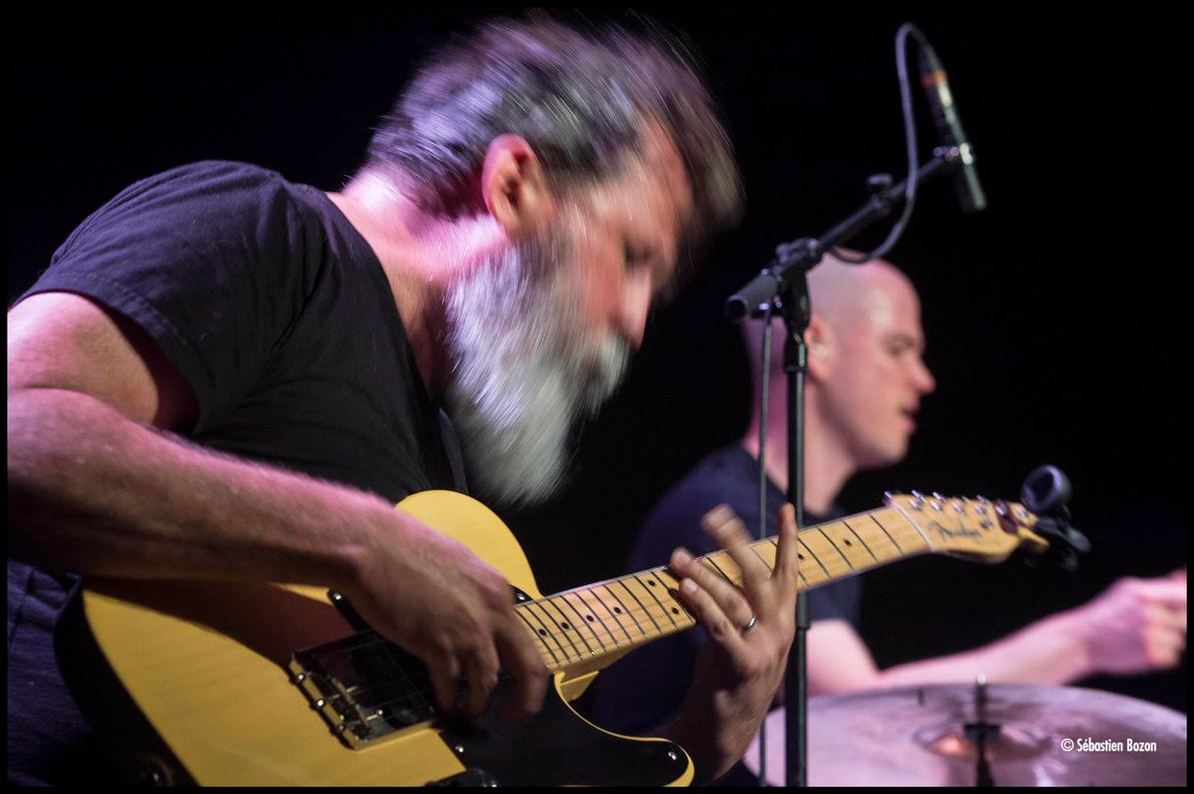 BILL ORCUTT & CHRIS CORSANO ( DUO + SOLO SETS) - CANCELLED DUE TO THE CORONA-COVID19 SITUATION !
