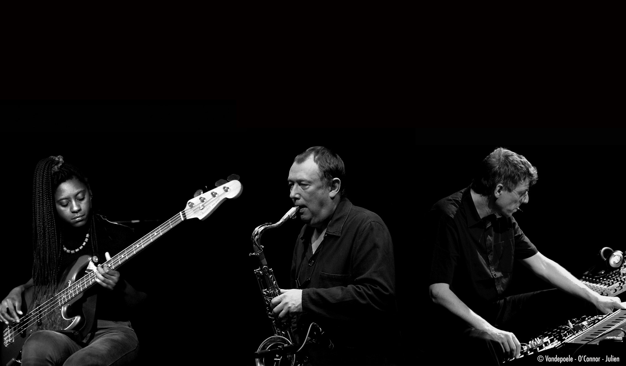 Thomas Lehn & John Butcher + Farida Amadou (solo)