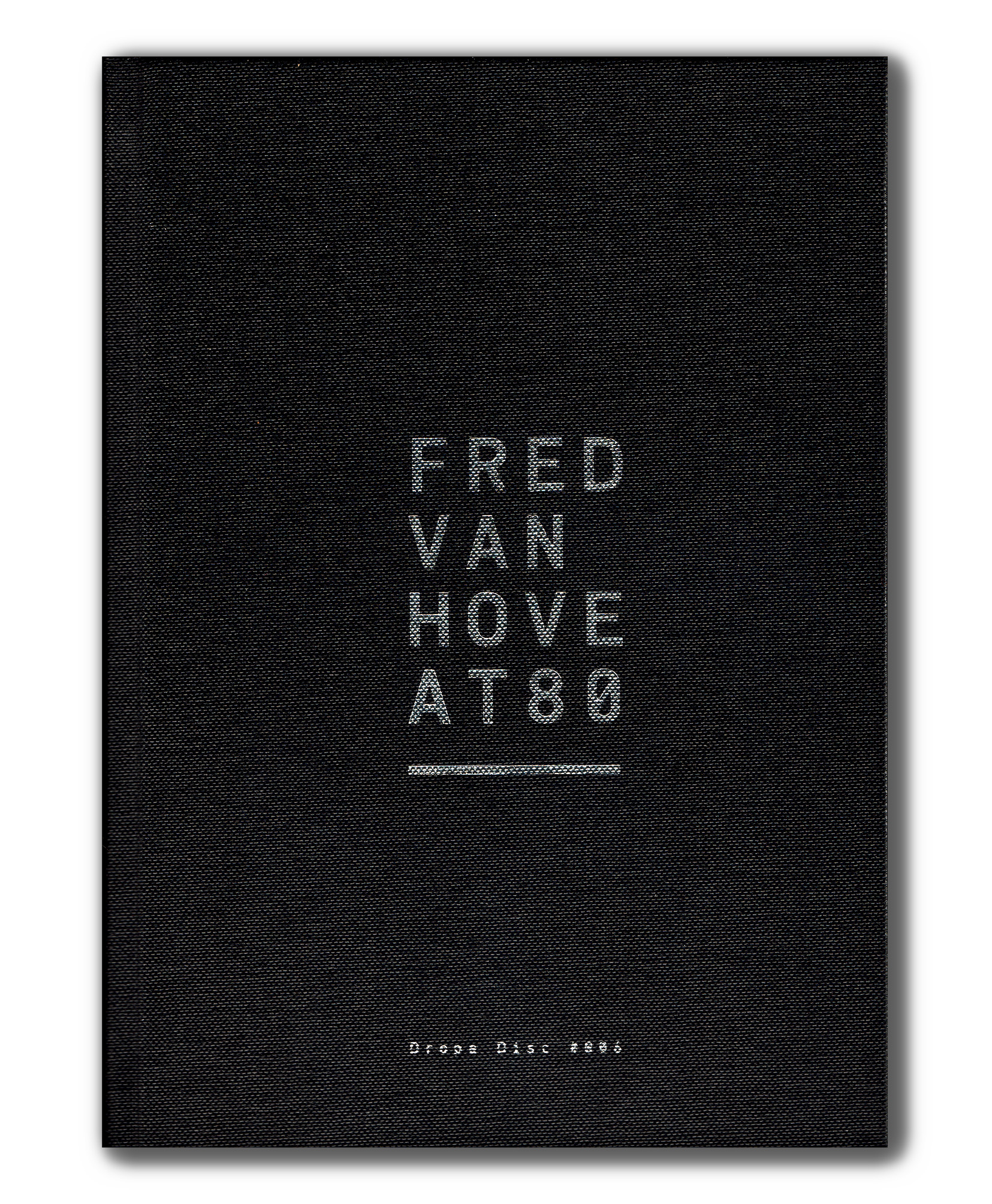 FRED VAN HOVE AT 80 – 3 x CD / BOEK