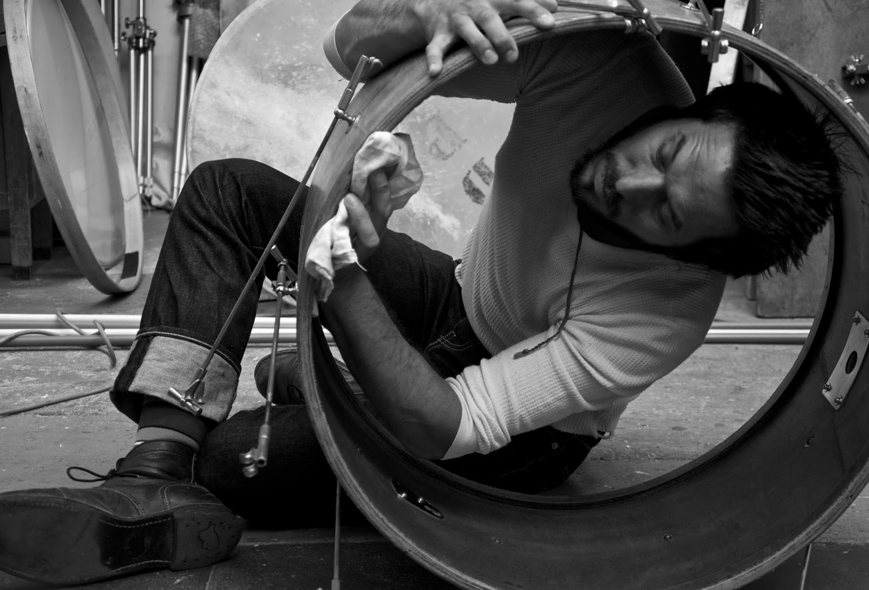 STRINNING/WARMENBOL + FRANK ROSALY solo