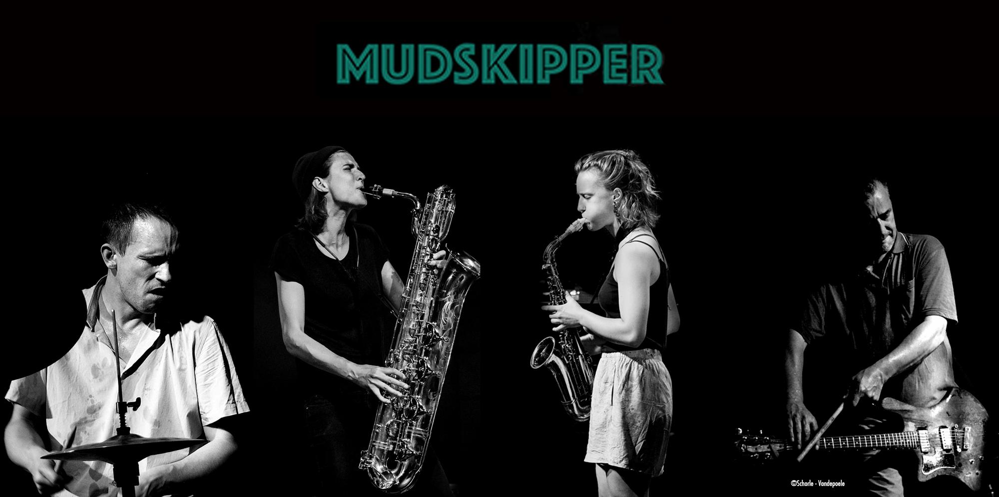 MUDSKIPPER  > HANNE DE BACKER - TERRIE EX - PAAL NILSSEN-LOVE - SIGNE EMMELUTH + LEILA BORDREUIL