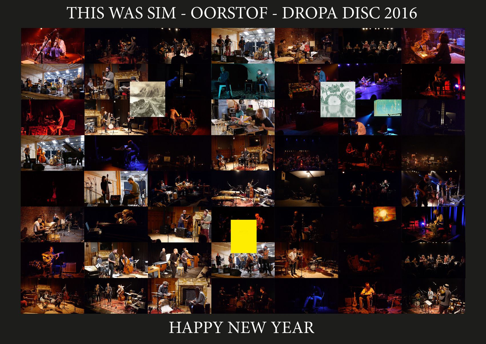 SIM – OORSTOF – DROPA DISC SPRING 2017