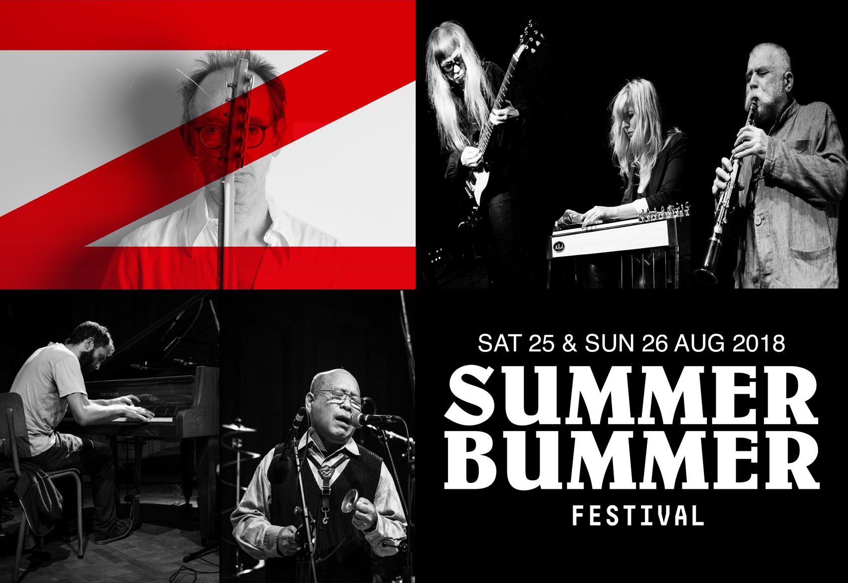 KEIJI HAINO – ARTO LINDSAY – AKIRA SAKATA SUMMER BUMMER FEST