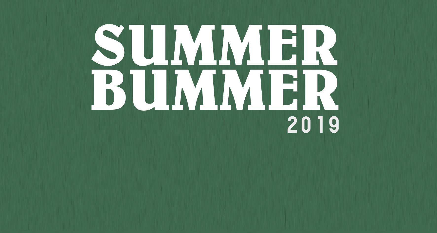 SUMMER BUMMER FESTIVAL 2019 - DAY 1