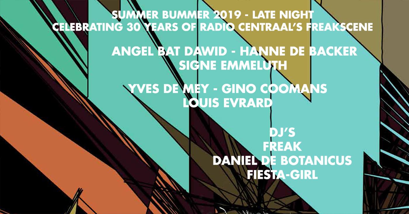 SUMMER BUMMER 2019 - LATE NIGHT