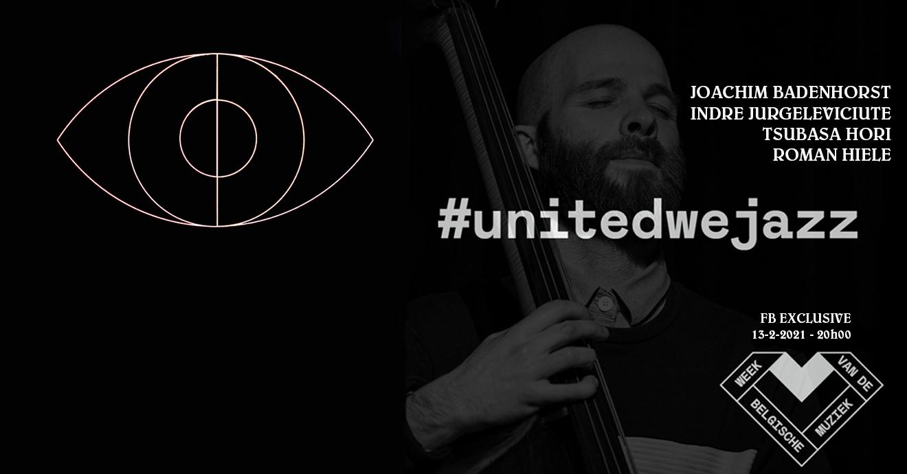 SUMMER BUMMER VIRTUAL REBOUND  EXCLUSIEF FB CONCERT  #unitedwejazz #weekvandebelgischemuziek