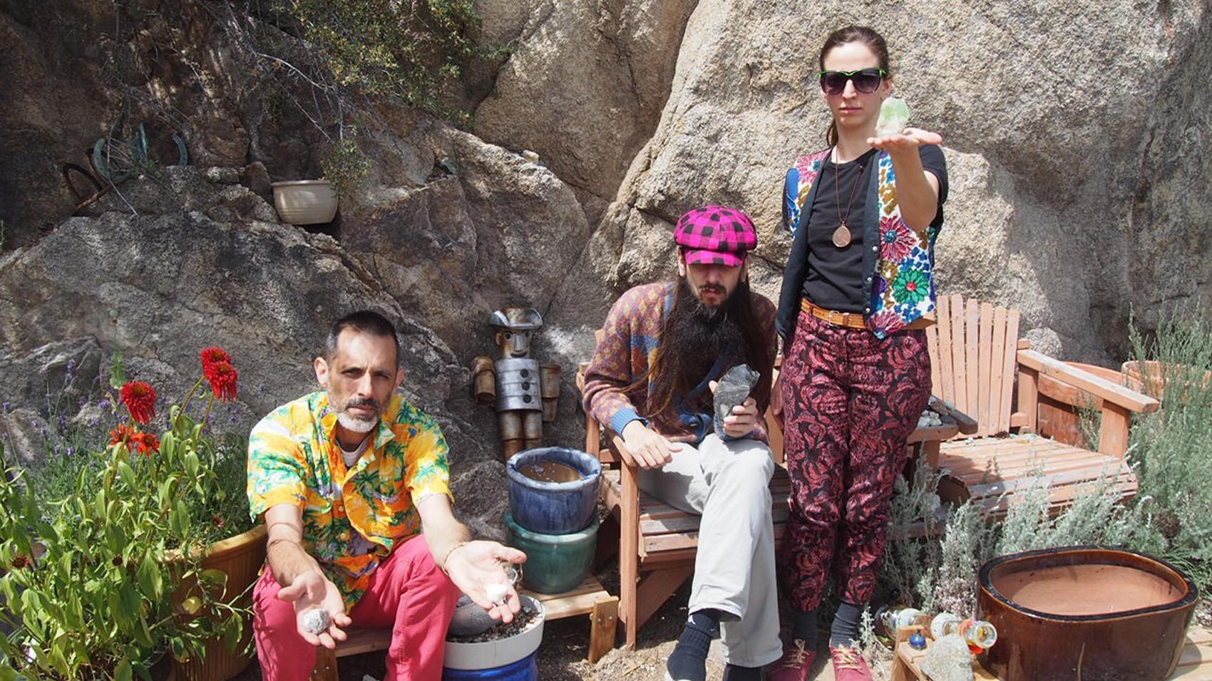 Jooklo Zappa + The Selva + lauroshilau