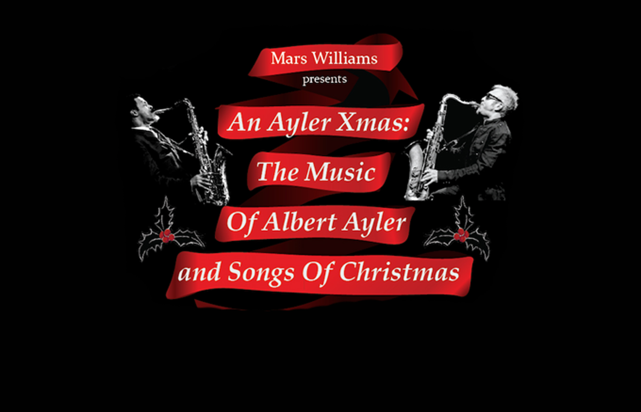 20/12 ZUIDERPERSHUIS MARS WILLIAMS' AN AYLER XMAS – SIM FUNDRAISING EVENT