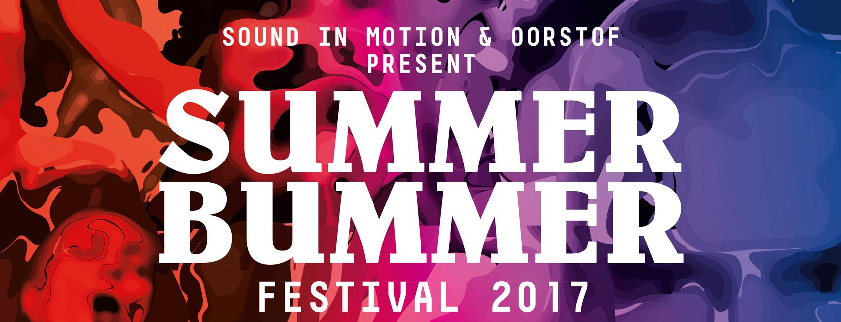 SUMMER BUMMER FESTIVAL 26 & 27 AUG ZUIDERPERSHUIS